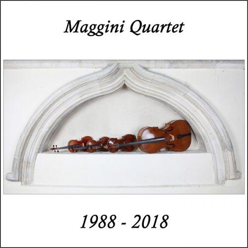 Maggini Quartet, 30 Years