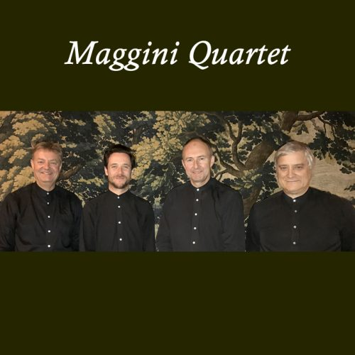 Ciaran McCabe joins the Maggini Quartet