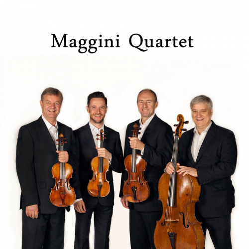 Ciaran McCabe joins the Maggini Quartet